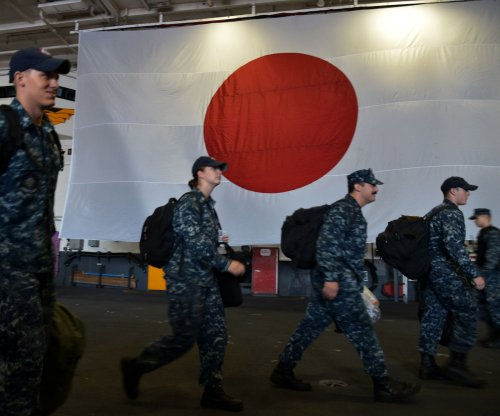 China deploys armed navy vessel near Japan exclusion zone