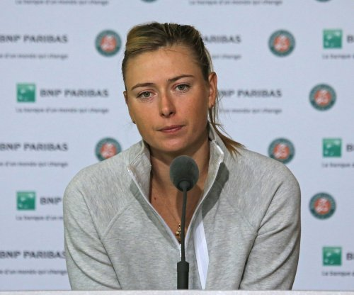 Maria Sharapova hopes for light punishment after failing drug test