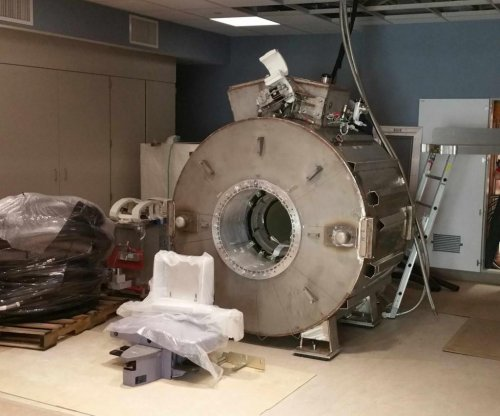 New compact MRI scanner designed for head, small extremities