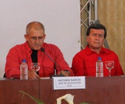 Colombia's ELN rebels want to start peace talks following FARC deal