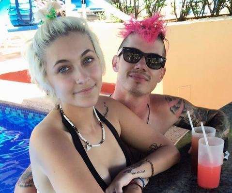 Paris Jackson vacations with boyfriend Michael Snoddy
