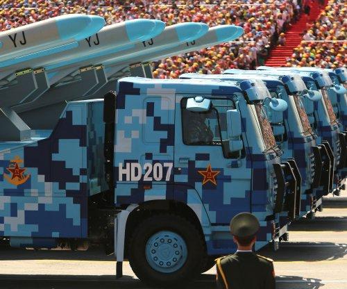 Report: China military buildup seen at India border