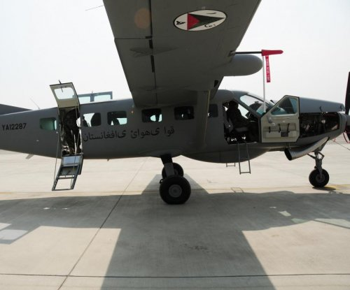Textron tapped for Afghan air force training support