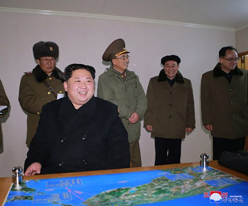 Kim Jong Un's top henchmen in nuke development revealed