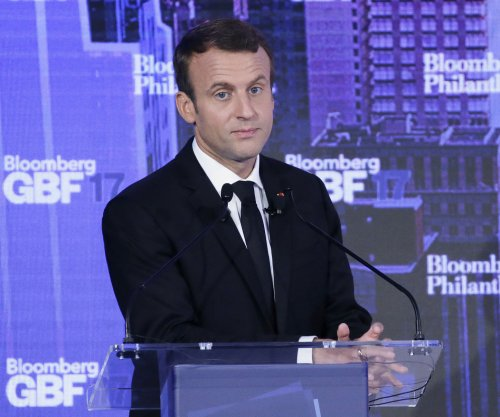 Macron proposes law to censor 'fake news'