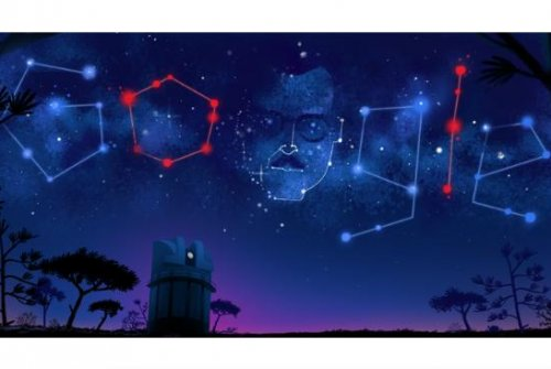 Google honors astronomer Guillermo Haro with new Doodle