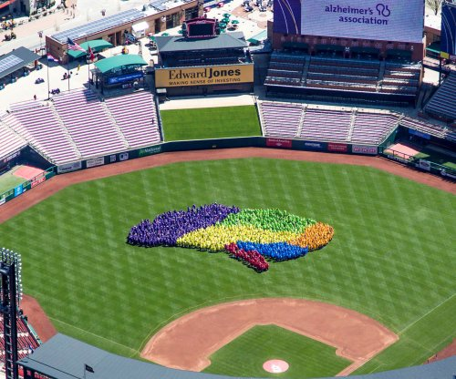 Alzheimer's charity makes brain image with 1,202 volunteers
