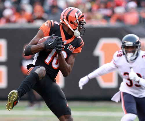 Cincinnati Bengals WR A.J. Green happy with contract