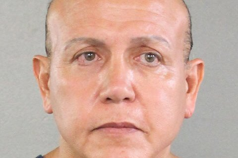 Mail bomb suspect Cesar Sayoc pleads guilty
