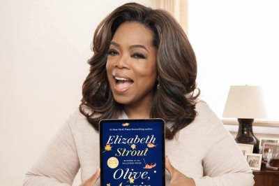 'Olive, Again' is Oprah Winfrey's new book club pick
