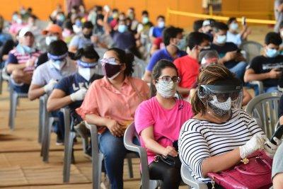 India's COVID-19 cases slow; Modi calls for more vaccinations