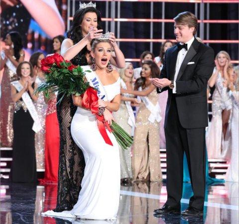 Mallory Hagan named Miss America 2013