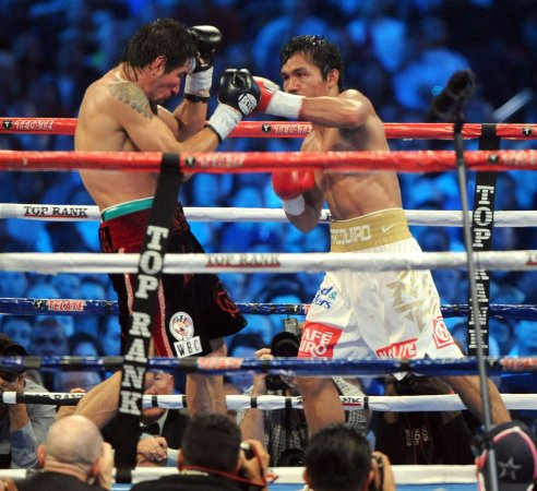 Pacquiao adds to legacy with WBC win