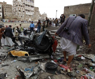 Civilians killed in Yemen airstrikes as U.N. works for Ramadan cease-fire