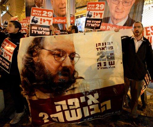 Israeli spy Jonathan Pollard freed from U.S. prison after 30 years