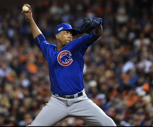 Chicago Cubs skip arbitration again, sign RHP Pedro Strop