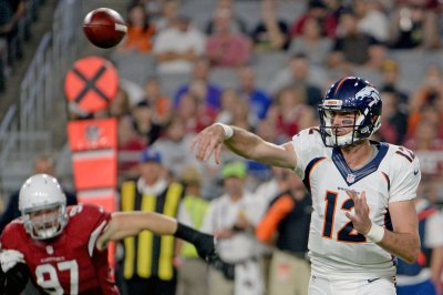 Paxton Lynch could be ready to make run at Denver Broncos' starting QB job