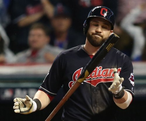 Cleveland Indians 2B Jason Kipnis (hamstring) placed on DL again