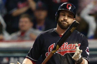 Cleveland Indians 2B Jason Kipnis (hamstring) placed on DL again