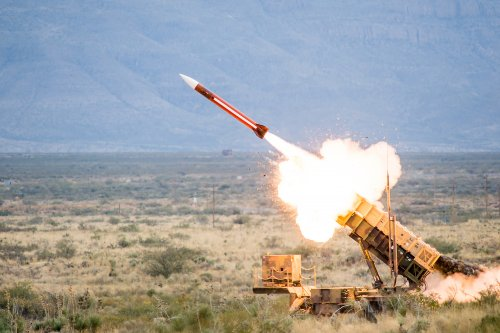 Orbital ATK launches Patriot system target vehicle