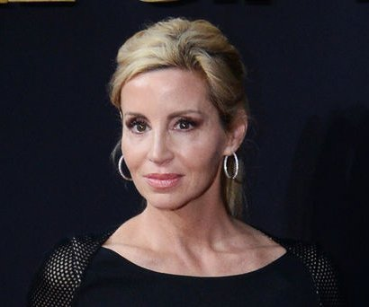 Camille Grammer 'in pain' but 'healing' after cancer procedure