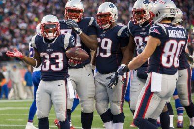 New England Patriots in familiar spot entering playoffs