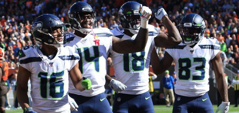 Seahawks Do Nsync Dance Boy Band Rates Td Celebration Upi Com