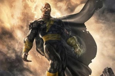 Dwayne Johnson sets December 2021 release date for DC's 'Black Adam'
