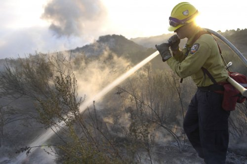 Body found after Calif. wildfire