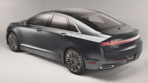 Auto Outlook: Not grandfather's Lincoln