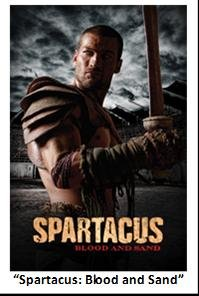 Starz wrapping up 'Spartacus' saga