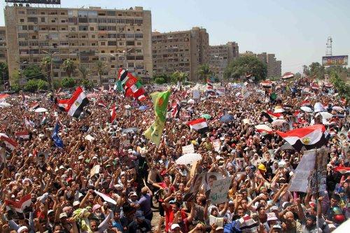 Egyptian authorities arrest son of Muslim Brotherhood leader
