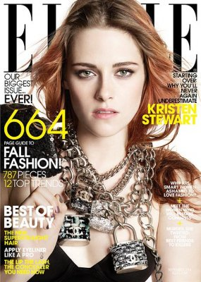 Kristen Stewart explains her unsmiling expression