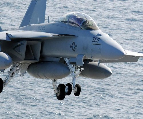Harris enhancing targeting capabilities Navy aircraft