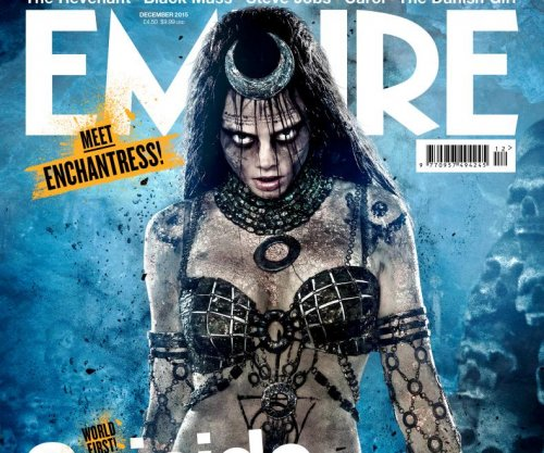 Cara Delevingne covers Empire magazine as Enchantress
