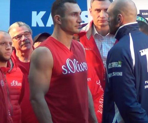 Tyson Fury stuns longtime champion Wladimir Klitschko to win heavyweight titles