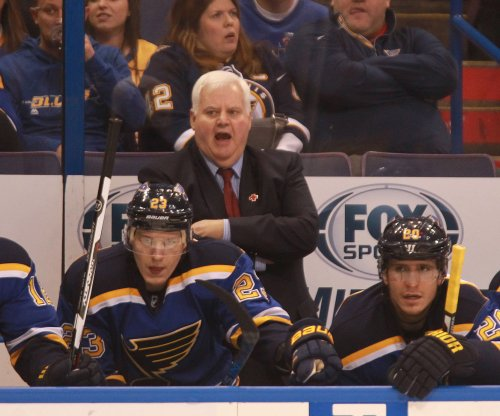 St. Louis Blues coach Ken Hitchcock returning for sixth season