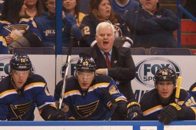 St. Louis Blues coach Ken Hitchcock returning for sixth season