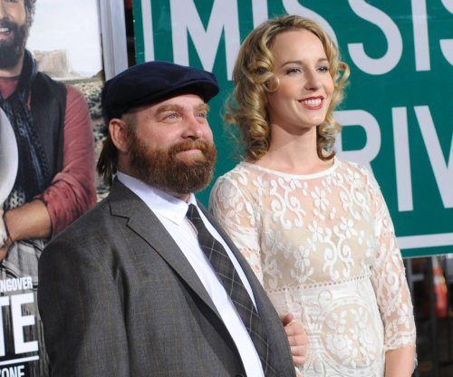 Zach Galifianakis, wife Quinn Lundberg welcome second child