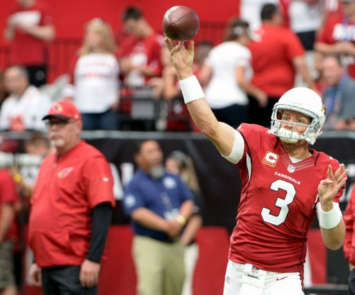 Arizona Cardinals coach Bruce Arians believes Carson Palmer will return in 2017
