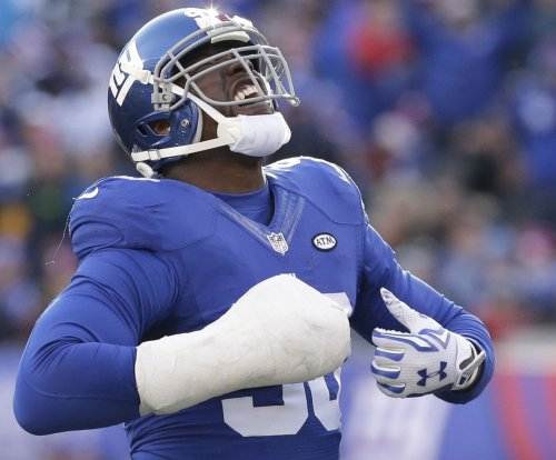 New York Giants place non-exclusive tag on Jason Pierre-Paul