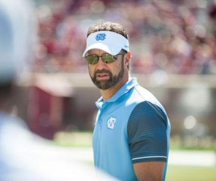 North Carolina Tar Heels head coach Larry Fedora gets contract extension through 2022 season