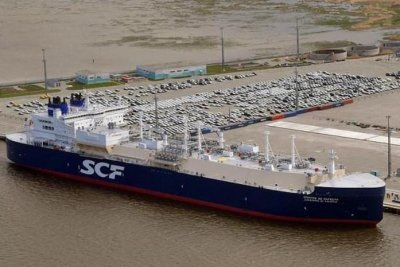 Total's position boosted by position in LNG