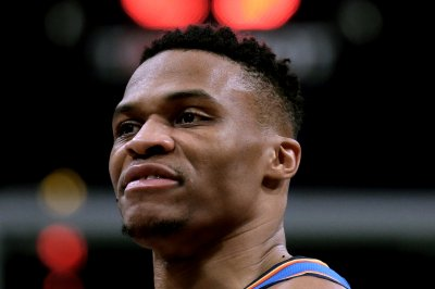 Oklahoma City Thunder star Russell Westbrook eyeing Miami Heat