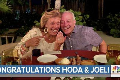 Hoda Kotb engaged to boyfriend Joel Schiffman