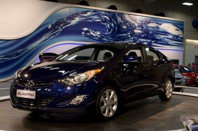 Hyundai recalls nearly 430,000 Elantras over potential fire risk