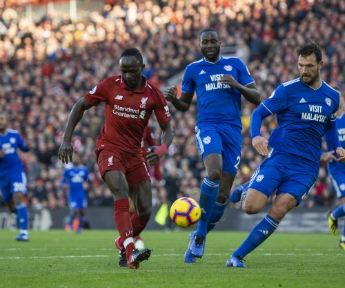 Liverpool star Sadio Mane tests positive for coronavirus