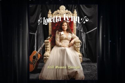 Loretta Lynn to release 'Still Woman Enough' album in March