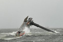 6 rescued, others missing after ship capsizes off Louisiana coast