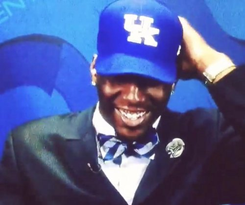 Kentucky gets richer, 'Bam' picks Wildcats
